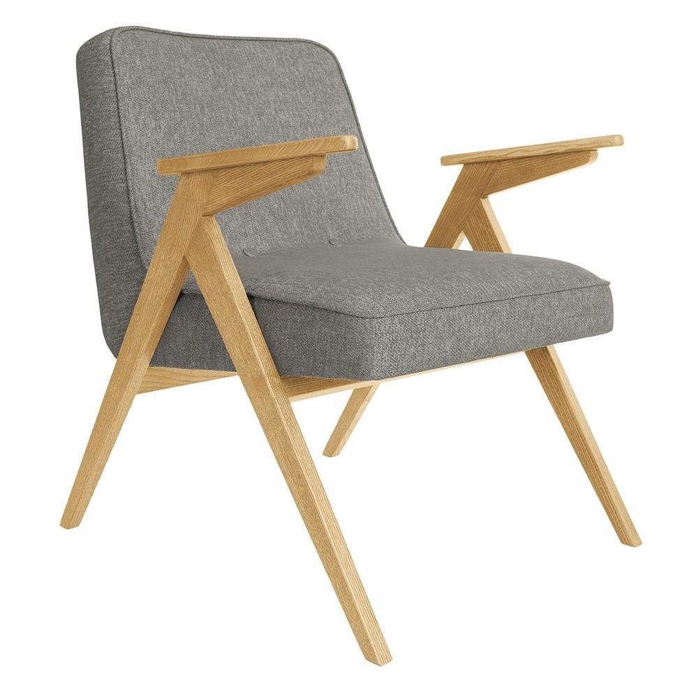 Bunny armchair Loft grey 366 Concept