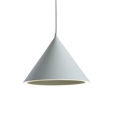 Ringvormige hanglamp mint Woud