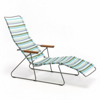 Veelkleurige Click fauteuil 2