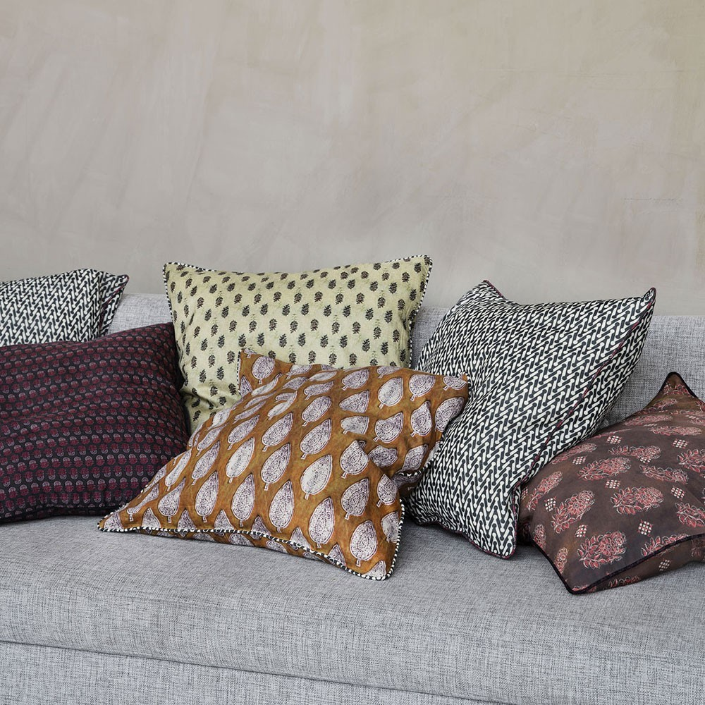 Coussin Flora House Doctor