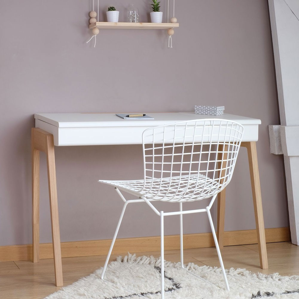 My great pupitre desk white Jungle by Jungle