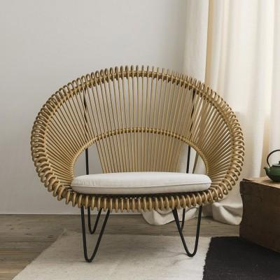 Cruz Cocoon fauteuil naturel