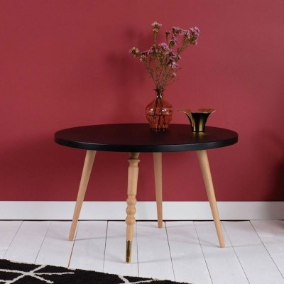 Round Coffee Table My Lovely Ballerine