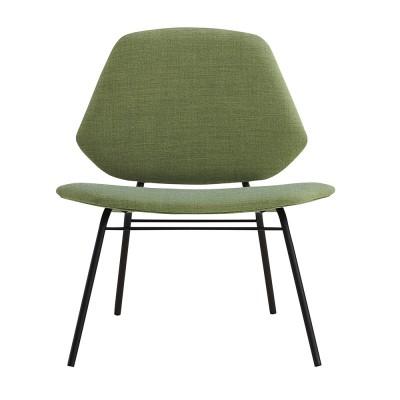 Lean fauteuil groen Woud