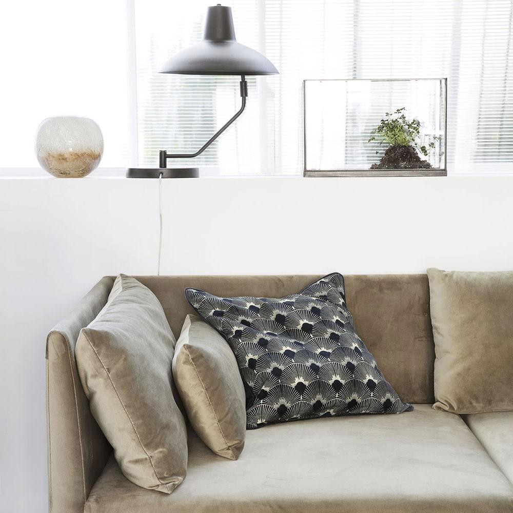 Ananda cushion L House Doctor