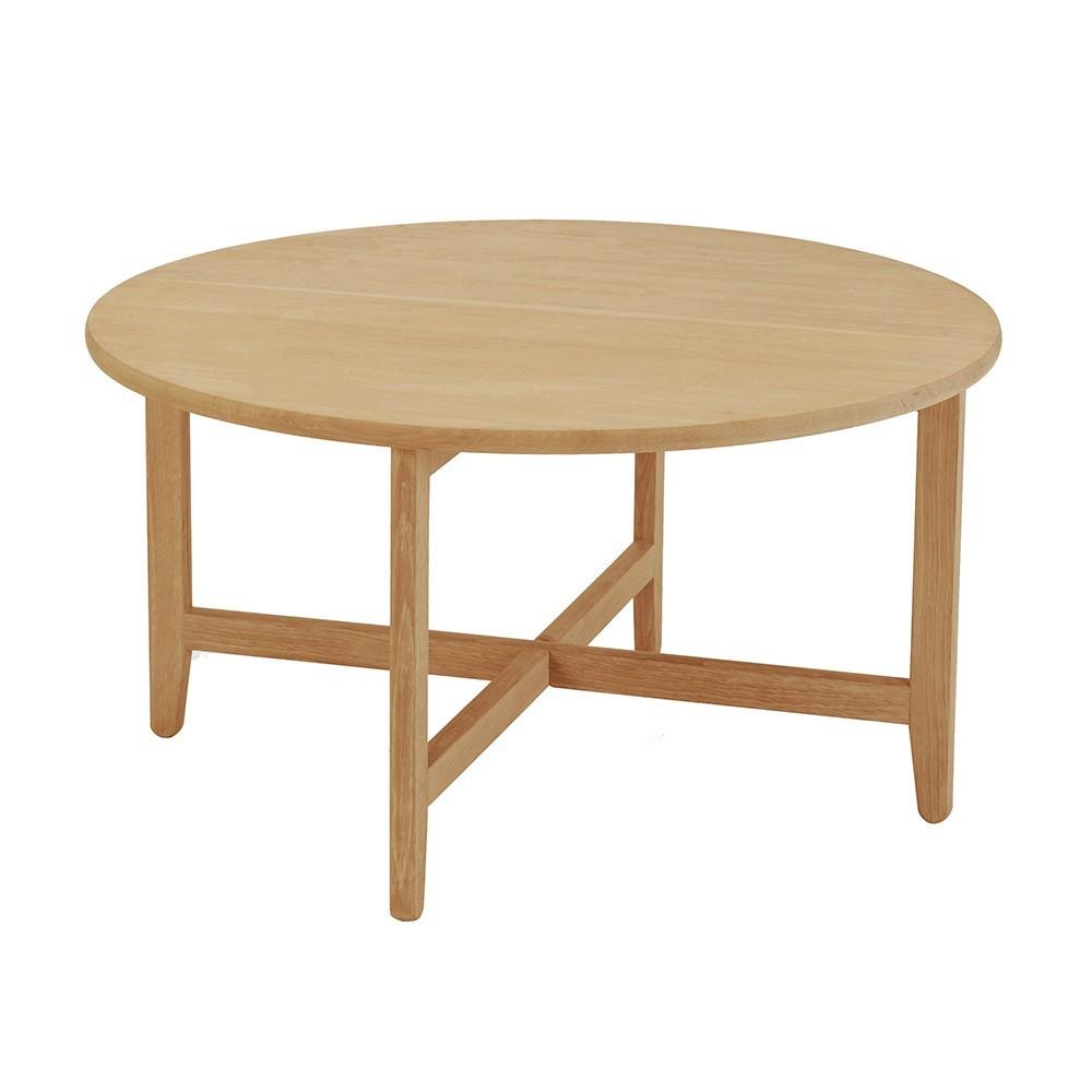 Spän coffee table oiled oak Houe