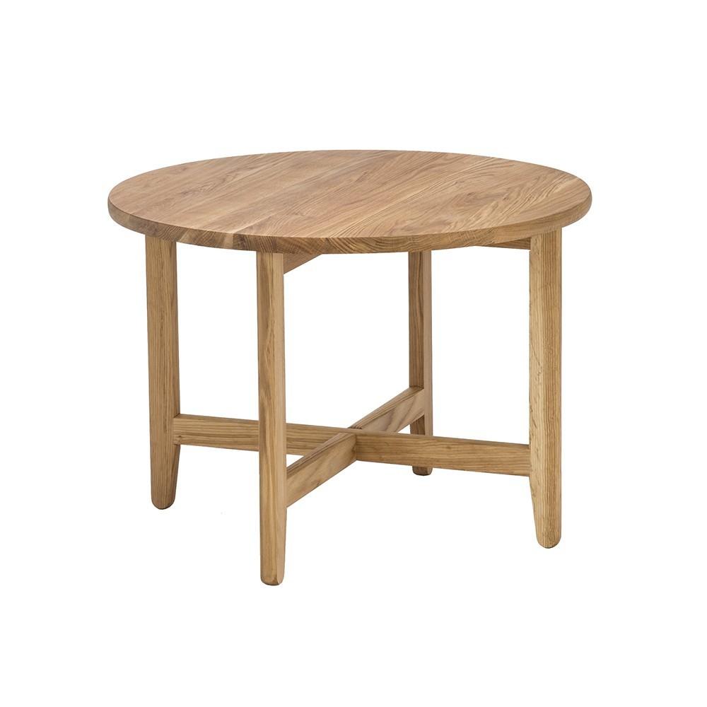 Spän side table oiled oak Houe