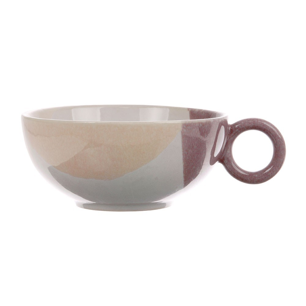 Gallery tea cup nude & lilac HKliving