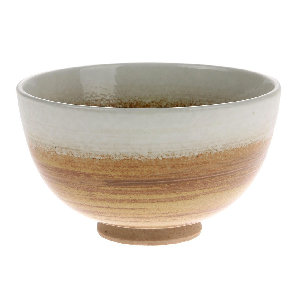 Kyoto bowl brown & white (set of 6) HKliving