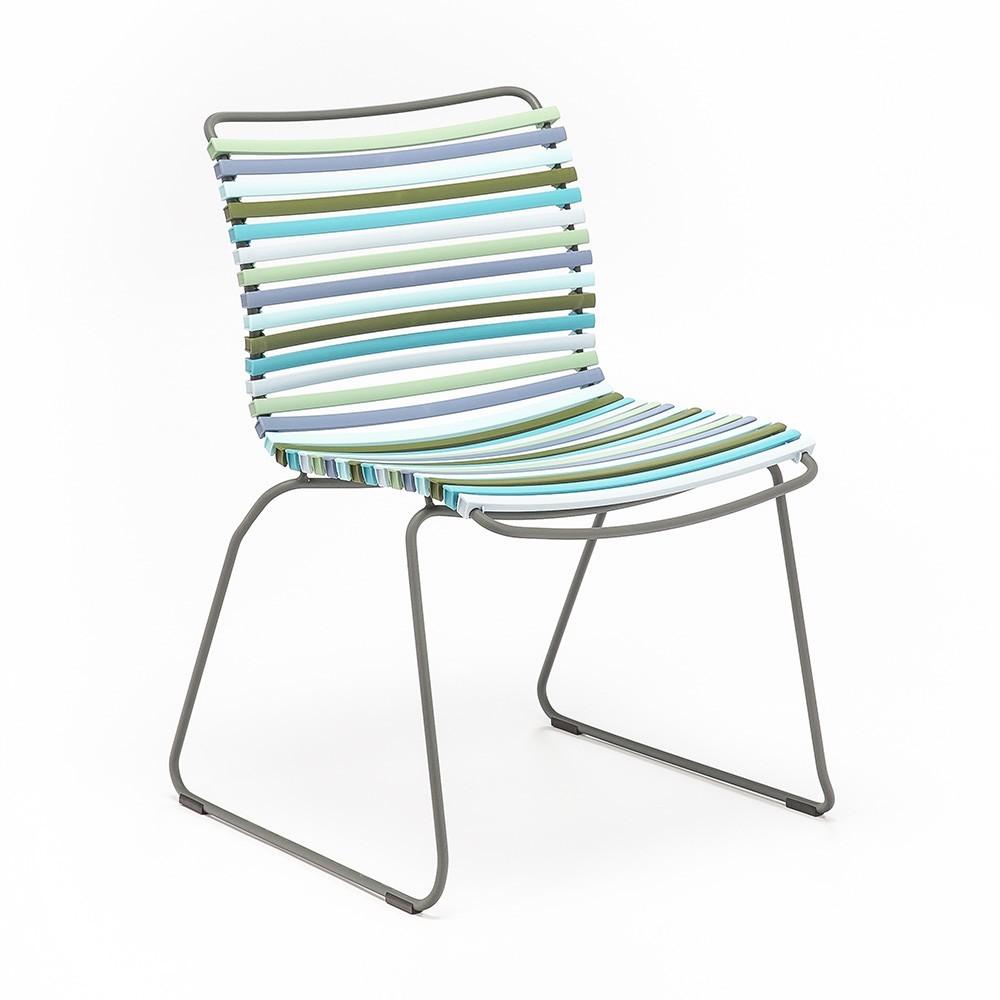 Chaise Click multicolore 2 Houe