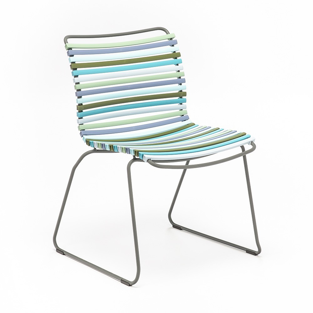 Click chair multicolor 2 Houe