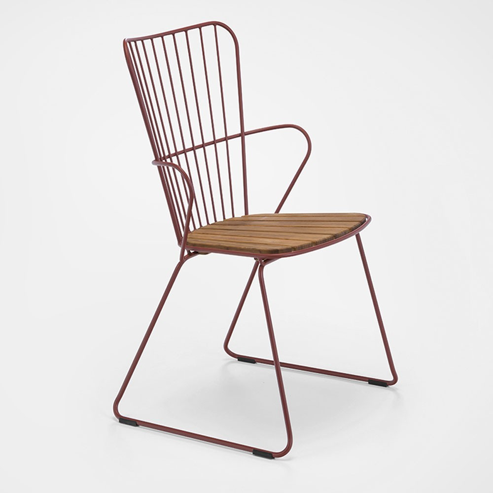 Paon dining chair paprika Houe