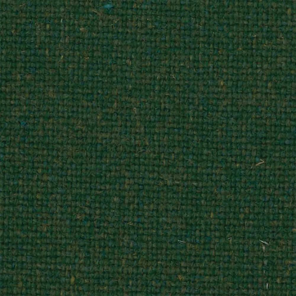 Fauteuil 366 Metal en laine vert bouteille 366 Concept