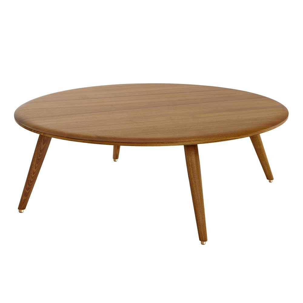 Table basse ronde Fox L 366 Concept