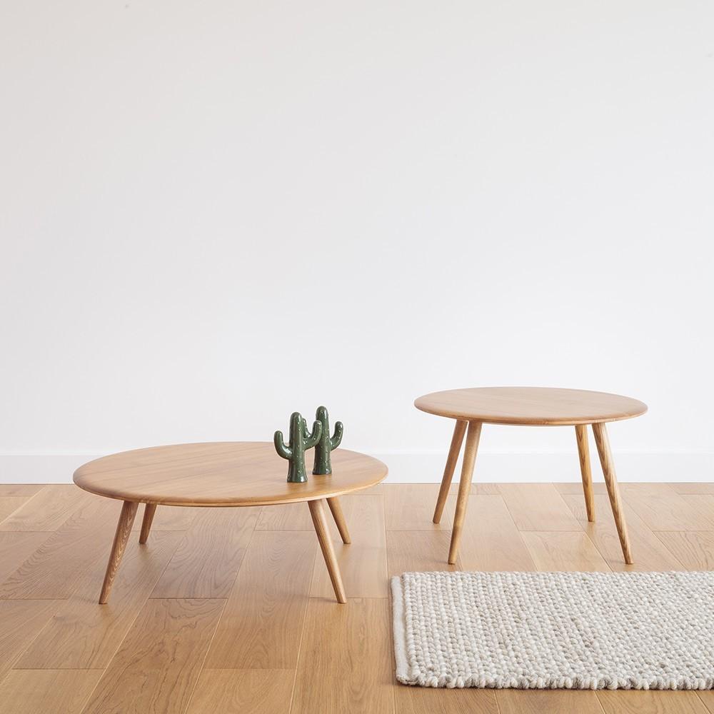 Round coffee table Fox S 366 Concept