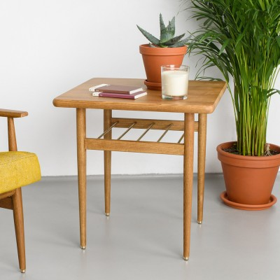 Tavolino Quadrato Fox S 366 Concept