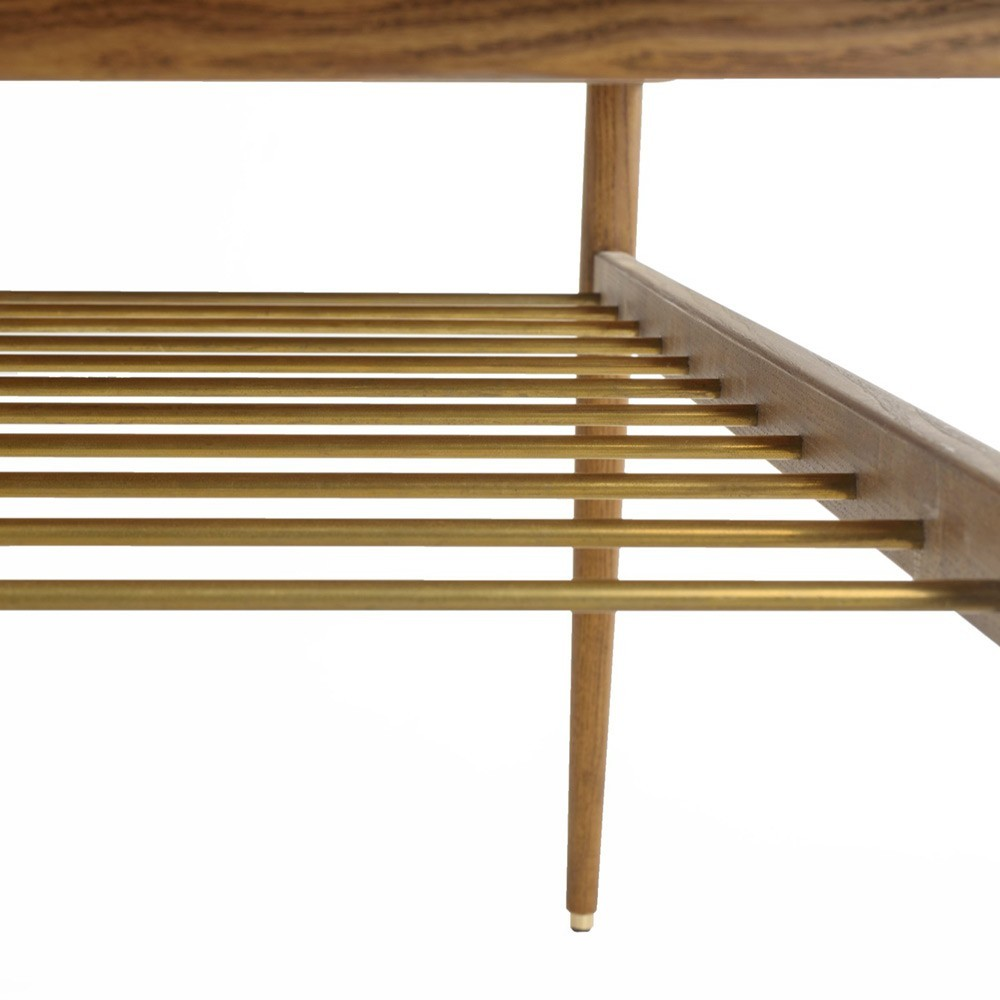 Table basse rectangulaire Fox M 366 Concept
