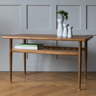 Tavolino Rettangolare Fox M 366 Concept
