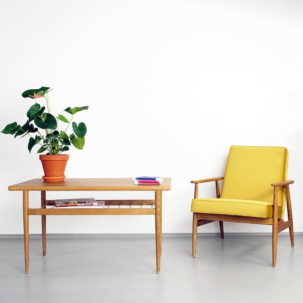 Rectangular coffee table Fox M 366 Concept