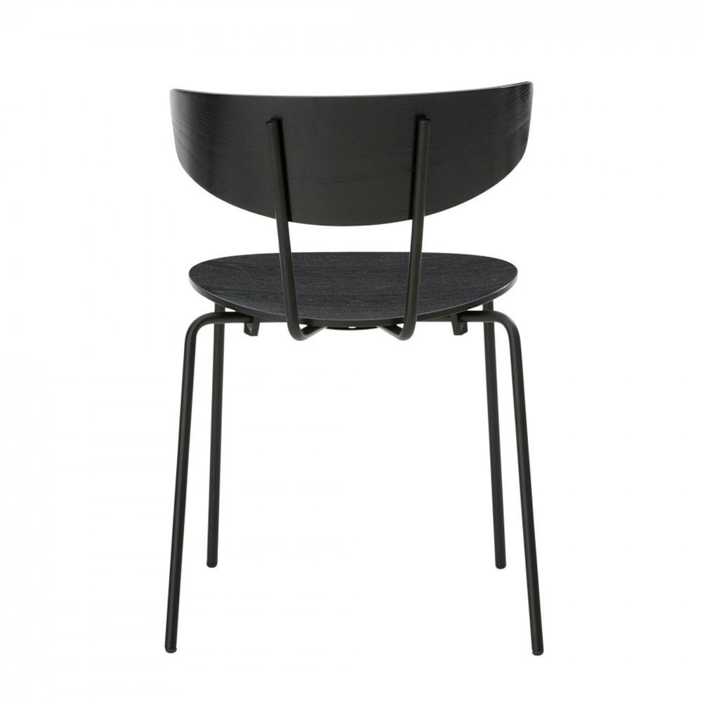 Herman chair black Ferm Living