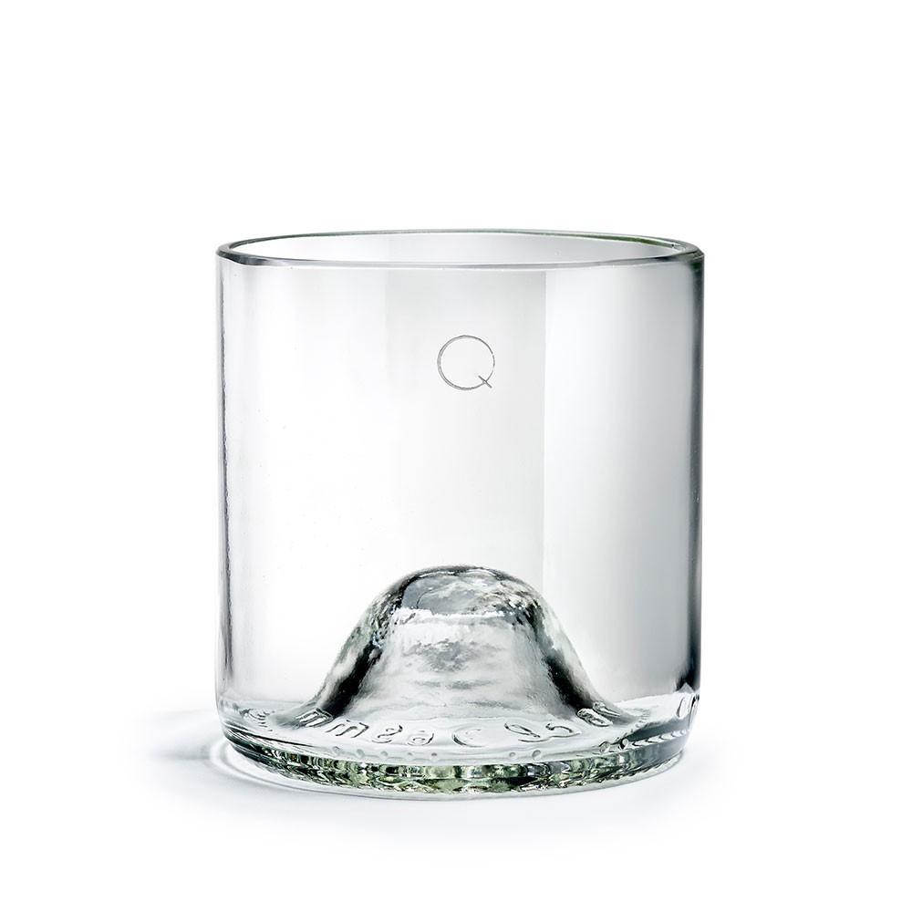 Danser glazen (set van 4) Q de bouteilles